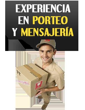 Mensajeria y Porteo |